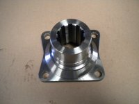 TRANSFER CASE OUTPUT FLANGE, M35