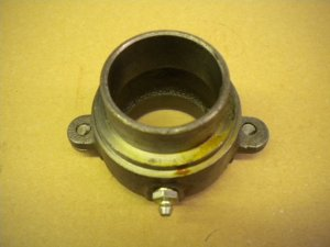 CLUTCH RELEASE BEARING CARRIER WITH TABS, M35