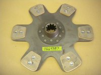CLUTCH DISC, 5-TON