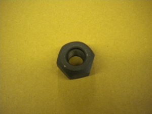 WHEEL STUD NUT, SINGLE LEFT HAND