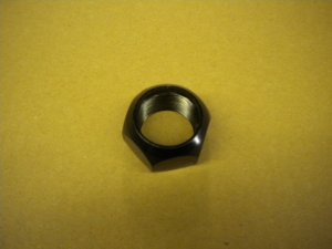 WHEEL STUD NUT, DUAL OUTER, LEFT HAND THREAD