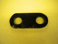 BRAKE SHOE ANCHOR PLATE, 5-TON