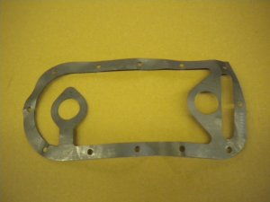 OIL COOLER ELEMENT TO HOUSING GASKET, 465MF
