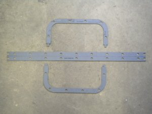 OIL PAN GASKET, 465MF