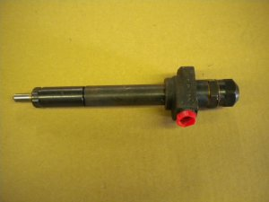 TWO HOLE FUEL INJECTOR, 465MF