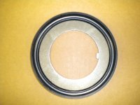 OUTER WHEEL SEAL, 5-TON
