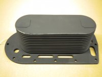 OIL COOLER, 465MF ENGINE
